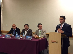 Enrique Ruz presenta el Taller de Smart City